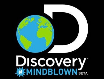 Discovery - Mind Blown Logo