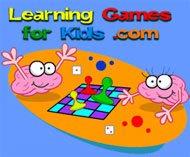 Learning Games for Kids Logo