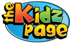 The Kidz Page Logo