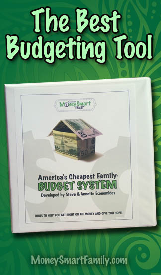 The Best Household Budgeting System Kit you'll ever use!
