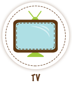 TV appearance Icon