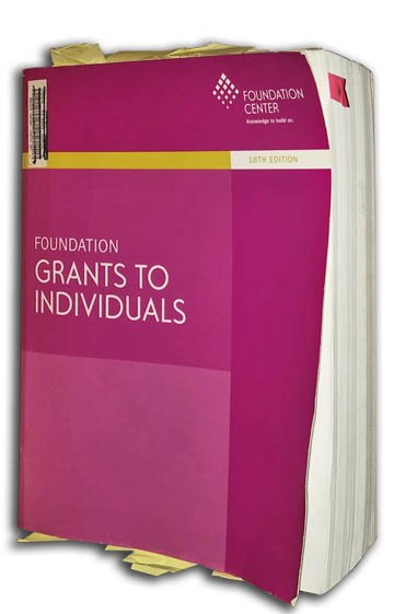 Foundation Grants to Individuals Reference Book