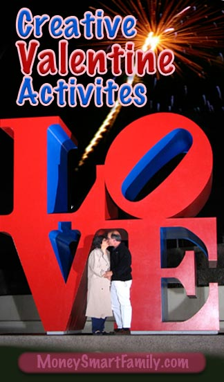 Valentine Recreation/ Activities for Couples and Families!
