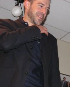 Josh Weiner - You've got to be kidding face.
