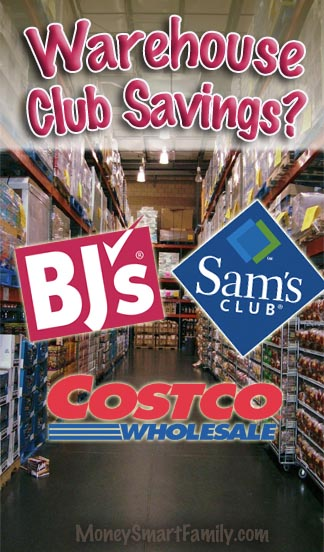Do Warehouse Clubs Really save you Money?