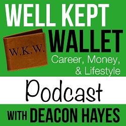 Well Kept Wallet Podcast Logo