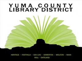Yuma county library logo