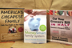 3 Books written by Steve & Annette Economides