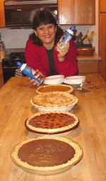 Annette Economides Thanksgiving Pies