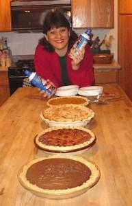 Annette Economides Thanksgiving Pies