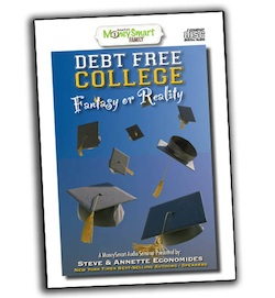 Debt free college: fantasy or reality audio seminar