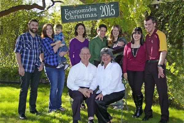 Economides Family 2016