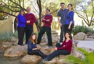 Economides Family Picture