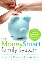 The MoneySmart Family System - Book Cover- Family Choice Award Winner