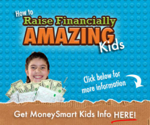 Raising Financially Amazing Kids with MoneySmart Kids kit