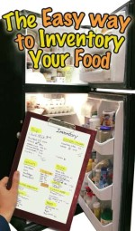 What is the Easiest Way to Inventory your Food?
