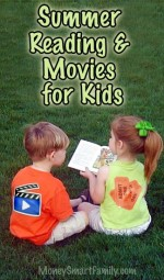 Summer Reading Programs & Discount Movies for Kids!