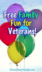 Free Family Fun for Veterans & Active Military! VetTix