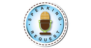 Speaking Request Button