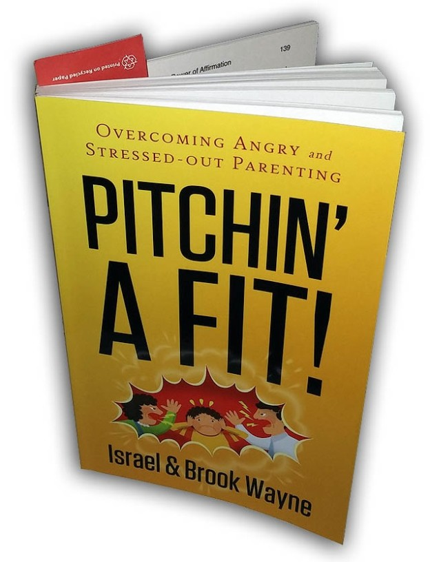 Pitchin' A Fit - Great Parenting Resource by Israel Wayne and Brook Wayne