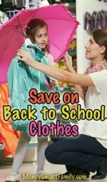 Back-to-School Clothes: 5Frugal Fashion Tips for Kids!