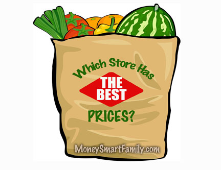 Which Grocery Store Has The Best Prices To Help Me Save