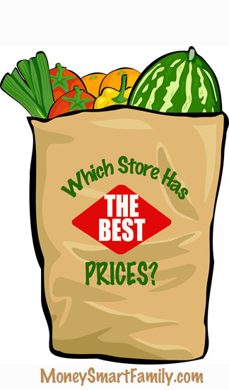 Which Grocery Store has the Best Prices?