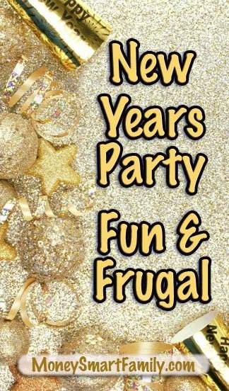 New Year's Eve Party - Family Fun for Everyone!