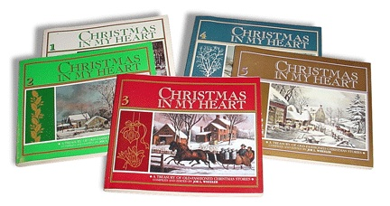 Christmas in my heart book series
