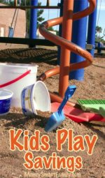 A Kid's Play Savings Super Page full of Ideas!