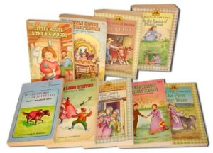 The Little House on the Prairie Series - Laura Ingalls Wilder