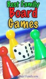 Best Family Board Games - Reviews of Cranium, Eureka, Life, Scotland Yard & Sorry!
