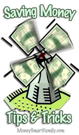 Saving Money Super Page-Dozens of Ways to Save Hundreds of Dollars!