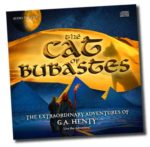 The Cat of Bubastes Audio Drama CD Cover