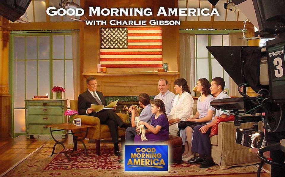 America's Cheapest Family on Good Morning America with Charlie Gibson