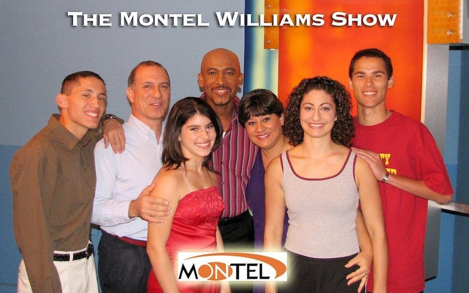 Steve & Annette Economides, America's Cheapest Family, on the Montel Williams Show.