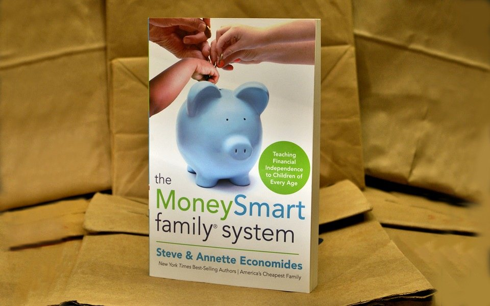 The MoneySmart Family System, a Family Choice Award Winner