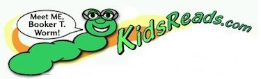 Kids Reads Logo for fun reading games and learning