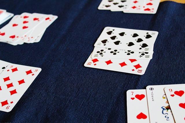 3 13 card game - three thirteen