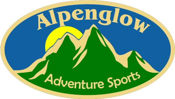 Alpenglow Logo Free Sticker