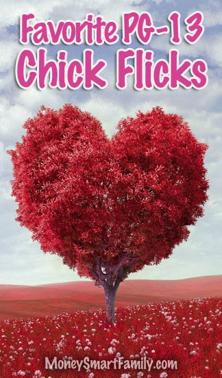 A list of our favorite Chick Flicks with reviews. PG and PG13