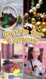 Crafts Ideas That Anyone Can Do!