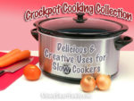 An amazing collection of creative uses for your crockpot - making soap . . . really?