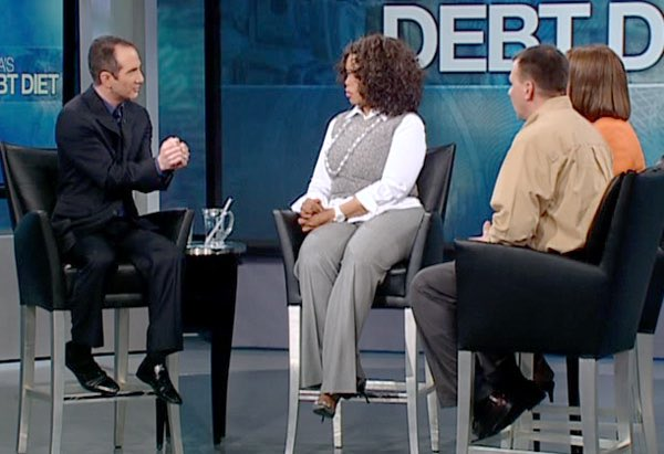 David Bach on Oprah's Debt Diet