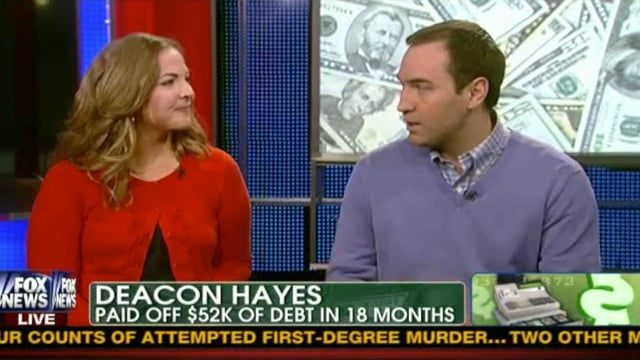Deacon and Kim Hayes on FoxNews