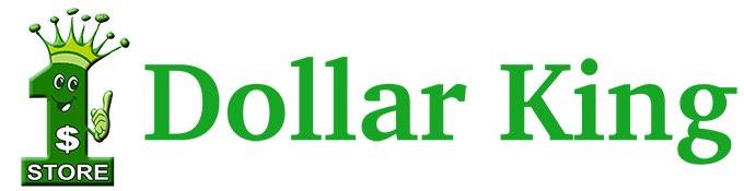 Dollar King Logo Online Dollar Store