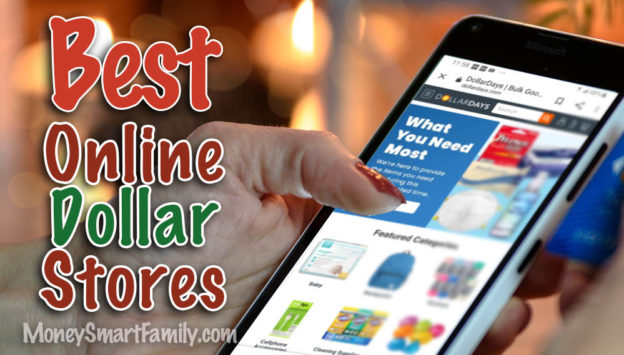 Best Online Dollar Stores in the US