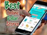 Best Online Dollar Stores