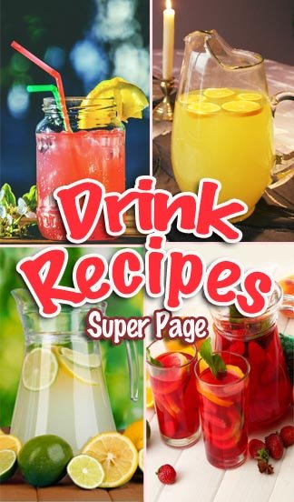 Drink Recipes - Drinks, Punches, & Smoothies - Super Page!