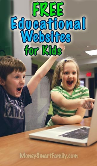 Fun And Free Educational Websites For Kids 29 Places Your Children